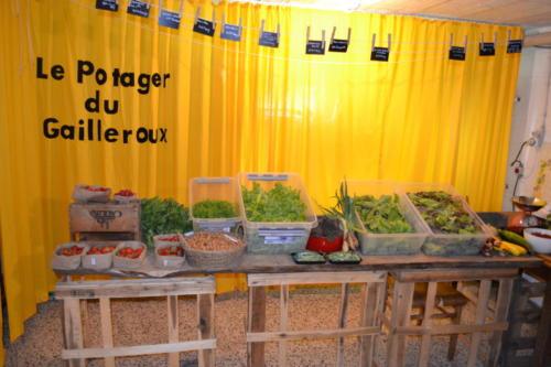 Magasin du Potager du Gailleroux